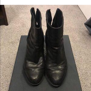 Black Rag & Bone Newbury Boot